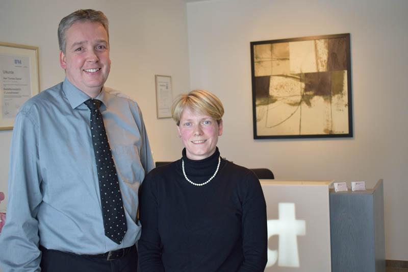 Thorsten Dierker und Britta Dierker