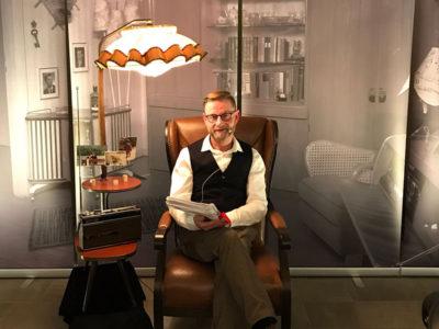 Uwe-Kersten Uecker Geschichten die das Leben schrieb Lesung in Georgsmarienhütte
